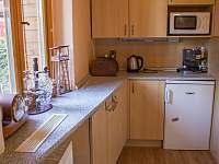 Kuchyňka - chata ubytování Prostřední Bečva