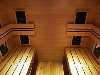 sauna - Vyšní Lhoty