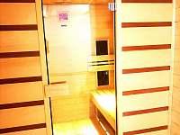 sauna - chata k pronájmu Vyšní Lhoty