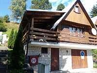 Chata k pronajmutí - Prostřední Bečva - Kněhyně