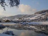 Balaton v zimě - pronájem chalupy Nový Hrozenkov