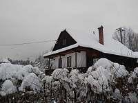 ubytování Skiareál Velké Karlovice - Machůzky na chalupě k pronájmu - Nový Hrozenkov