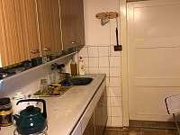 Kucnyňka na Chaloupce - ubytování Nový Hrozenkov