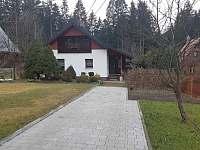 Chata Mšadlanka - podzim - k pronajmutí Horní Bečva