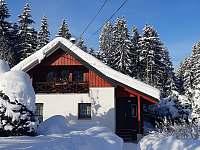 ubytování Horní Bečva Chata k pronájmu