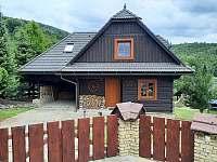 Chata Klarka - ubytování Rožnov pod Radhoštěm