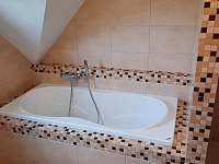 Koupelna - chata k pronajmutí Rožnov pod Radhoštěm