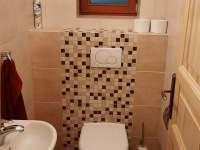 Záchod v přízemí - Rožnov pod Radhoštěm