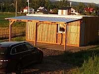 Rybářské chatky - chata k pronájmu - 3 Veselá