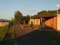 Rybářské chatky - chata k pronajmutí - 11 Veselá
