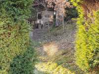 Petrův domeček, gril s uzákem - pronájem chaty Nýdek