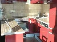 Petrův domeček, kuchyňka - chata k pronájmu Nýdek