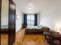 Horní Bečva léto 2021 ubytování