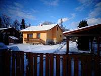 Ubytování v Beskydech - pronájem chaty - 12 Dolní Bečva