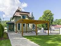 Vila na horách - dovolená v Beskydech