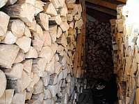 Dřevní zásoba - Frýdlant nad Ostravicí - Metylovice