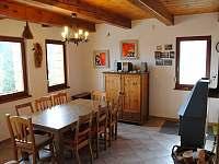 Honzův apartmán jídelna - chalupa k pronajmutí Frýdlant nad Ostravicí - Metylovice