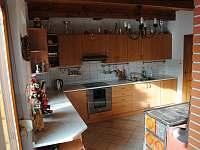 Honzův apartmán kuchyně - chalupa ubytování Frýdlant nad Ostravicí - Metylovice