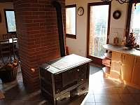 Honzův apartmán kuchyně - chalupa k pronájmu Frýdlant nad Ostravicí - Metylovice