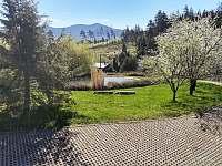 Jarní Lysá hora od chalupy - Frýdlant nad Ostravicí - Metylovice