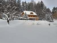 Na samotě u lesa - chalupa k pronájmu Frýdlant nad Ostravicí - Metylovice