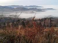 Pohled z Ondřejníku - Frýdlant nad Ostravicí - Metylovice