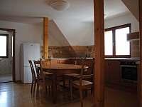 Vaškův apartmán kuchyně - chalupa k pronajmutí Frýdlant nad Ostravicí - Metylovice
