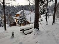 Zimní idylka - Frýdlant nad Ostravicí - Metylovice