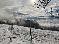 Zimní výhledy - Hrádek