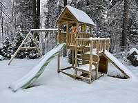 Chatička u lesa - chata - 35 Frýdlant nad Ostravicí - Lubno