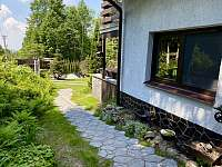 Chatička u lesa - pronájem chaty - 7 Frýdlant nad Ostravicí - Lubno