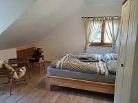 1x manželská postel a 1x jedno lůžko - Frýdlant nad Ostravicí