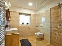 Big koupelna - pronájem apartmánu Prostřední Bečva
