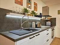 Big kuchyně - apartmán k pronájmu Prostřední Bečva