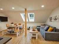 Big obývací pokoj - Prostřední Bečva
