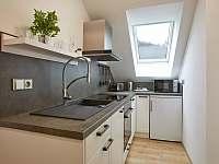 Small kuchyň - pronájem apartmánu Prostřední Bečva