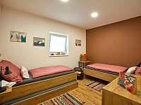 Wellness dětský pokoj - apartmán k pronajmutí Prostřední Bečva