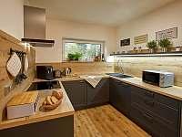 Wellness kuchyně - apartmán k pronájmu Prostřední Bečva