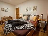 Wellness ložnice - pronájem apartmánu Prostřední Bečva