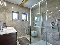 Apartmán DeLuxe koupelna - Prostřední Bečva