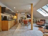 Podkrovní apartmán - k pronájmu Prostřední Bečva