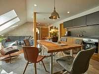 Podkrovní apartmán - pronájem Prostřední Bečva