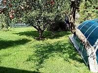 Společná zahrada s venkovním bazénem - Kozlovice