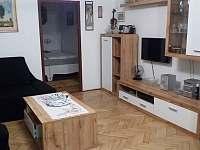Ministerský apartmán pro 8 osob - pronájem Kozlovice