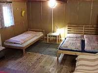 Pokoj č.7 jen ložnice