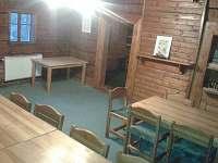 Společenská místnost - jídelna, herna..