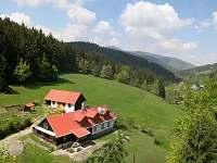 Chata k pronajmutí - okolí Horní Lomné