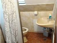 Koupelna pokoje č. 5. - Horní Bečva