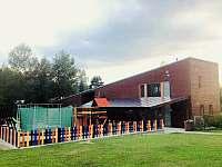 Dětské hříště - vila ubytování Horní Bečva