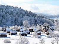 zimní resort - vila k pronajmutí Horní Bečva